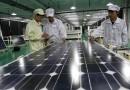 Введение 47-процентных ввозных пошлин на солнечные батареи из Китая пока отложили