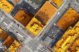В Массачусетском технологическим институте создали суперточную карту Solar System