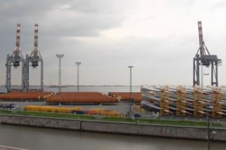 Бремерхафен – город оффшорных ветровых электростанций