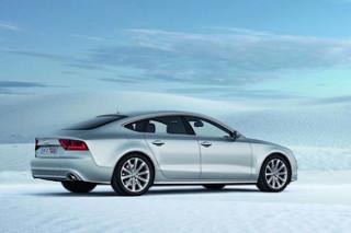 Audi создает водородный хэтчбек A7
