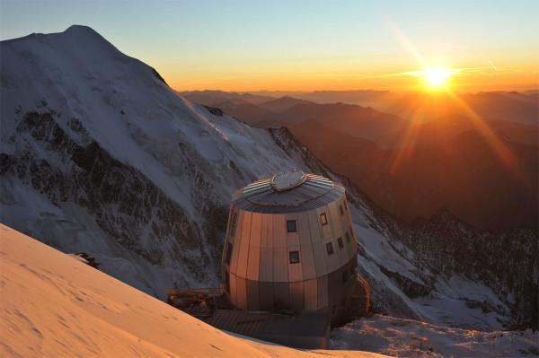 Эко-отель на высоте 3800 метров