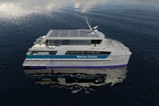 Для охраны Большого Барьерного рифа создадут патрульный катер на солнечных батареях