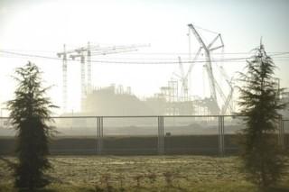 Олимпийские стройки Сочи стали меньше влиять на окружающую среду