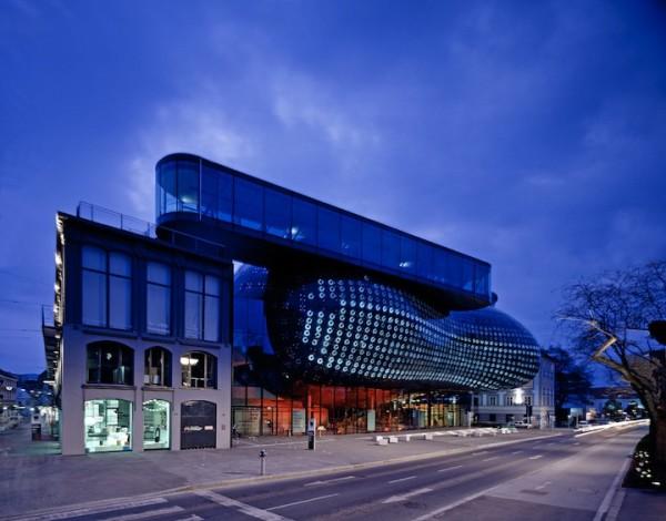 Музей современного искусства в Граце