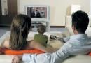 Просмотр телевизора может способствовать похудению