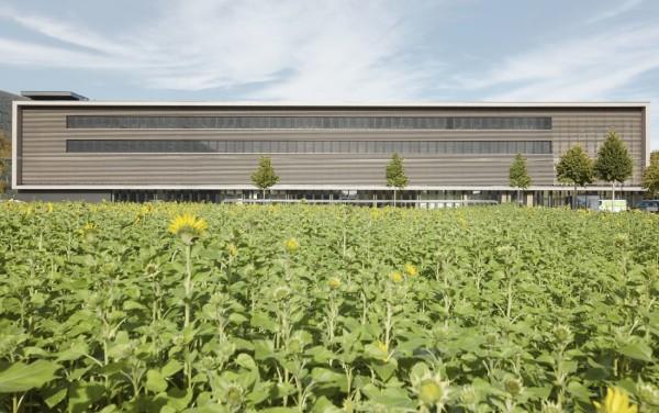 Штаб-квартира Sputnik Engineering - производителя солнечных панелей