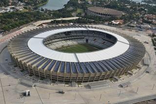 Солнечные электростанции на стадионах Бразилии