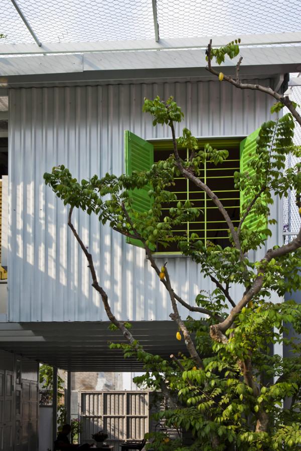 The Nest: экодом по-вьетнамски