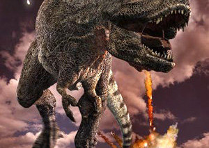 Астероид, уничтоживший динозавров, стал причиной оползней