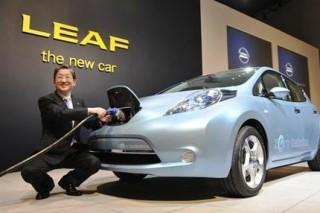 Альянс Renault-Nissan реализовал 100 тысяч электромобилей