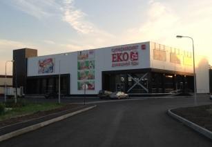 Сбербанк выделил кредит на строительство экологического супермаркета в Сургуте