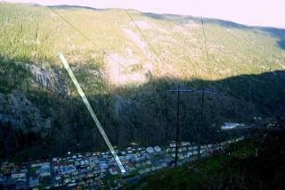Норвежский город Рьюкан будут освещать зеркала-гелиостаты