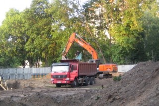 По факту незаконной деятельности в московских парках, возбуждено два уголовных дела
