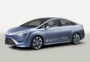 Первая водородная Toyota будет готова осенью