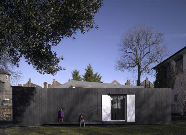Детский сад в Лондоне
