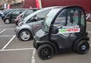 В Новой Москве прошел экопробег электромобилей