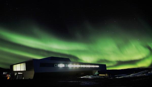 Индийская станция в Антарктике построена из списанных контейнеров