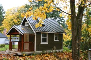 Маленький дом в Редмонде