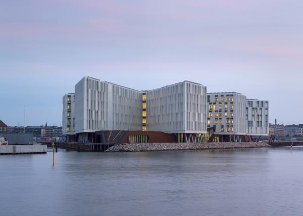 Новая штаб-квартира ООН в Копенгагене