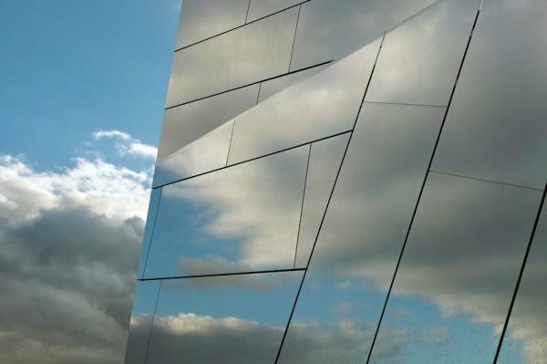 Палеон: здание, рисующее пейзажи