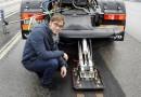 Volvo ведет испытания автодороги со встроенной зарядкой для электромобилей