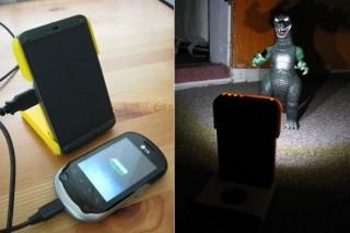 Солнечная лампа Waka Waka Power сможет еще и заряжать мобильные телефоны