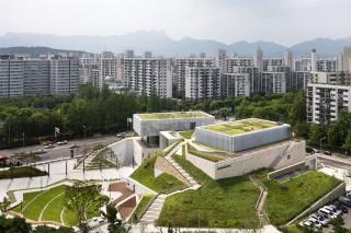 «Зеленый» музей в Сеуле