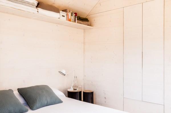 APH80: экологичный портативный дом