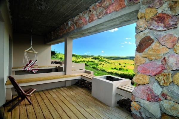 Экологичный отель в Уругвае