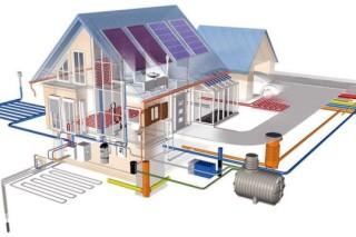 В Беларуси разработали проект нового энергоэффективного дома