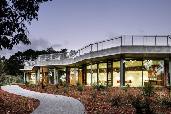 """""""Зеленый"""" образовательный центр в Австралии"""