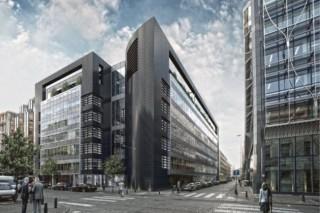 «Черная жемчужина» станет прорывом в строительстве энергоэффективных офисных центров