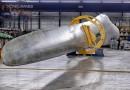 Датчане создали гигантскую лопасть для ветрогенератора
