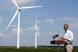 Американская армия заинтересовалась ветроэнергетикой