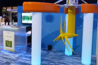 Французские компании готовятся к реализации крупных проектов приливной энергетики