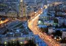 На Садовом кольце светодиодами подсветили 260 зданий