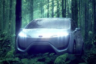 На Франкфуртском моторшоу Toyota покажет концепт водородной модели