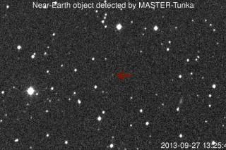 Астероид, аналогичный Челябинскому, пролетел совсем рядом с Землей