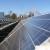 В Запорожье завершили создание крышевой солнечной электростанции