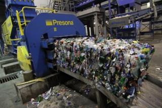 В Новом Уренгое открыли мусороперерабатывающий завод