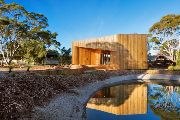 Центр медитации и традиционных культур в Австралии