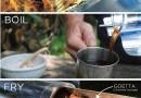 Приготовление пищи на солнце стало возможным с помощью печи GoSun