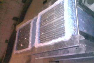 В Иркутске решили проблему наледи на рекуператорах воздуха
