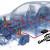 Немцы из ZF разработали энергогенерирующую автомобильную подвеску