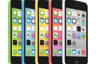 iPhone 5s и 5c — акцент на экологичности