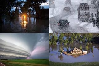ООН обвинило в глобальном потеплении человека