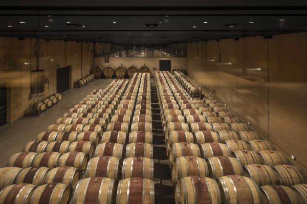 Винодельня Булгари в южной Тоскане