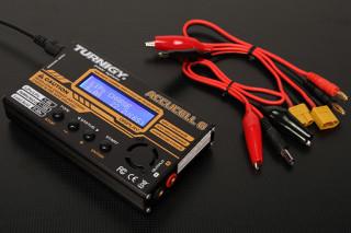 Доработанный вариант зарядного устройства Turnigy Accucel 6