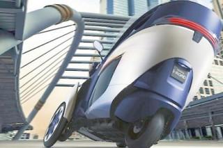 Электротрайк Toyota i-Road пойдет в серию
