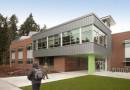 Корпус Университета Святого Мартина получил высший сертификат энергоэффективности LEED Platinum